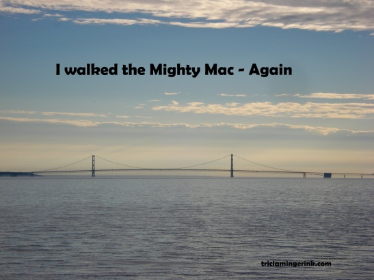 I walked the Mighty Mac