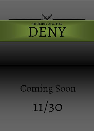 Deny Mock Cover