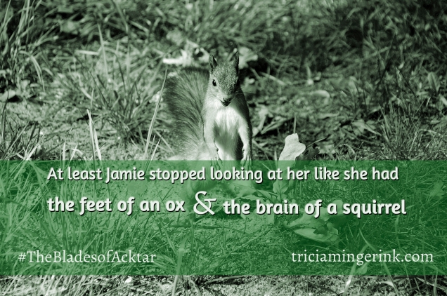 Brain of Squirrel Quote