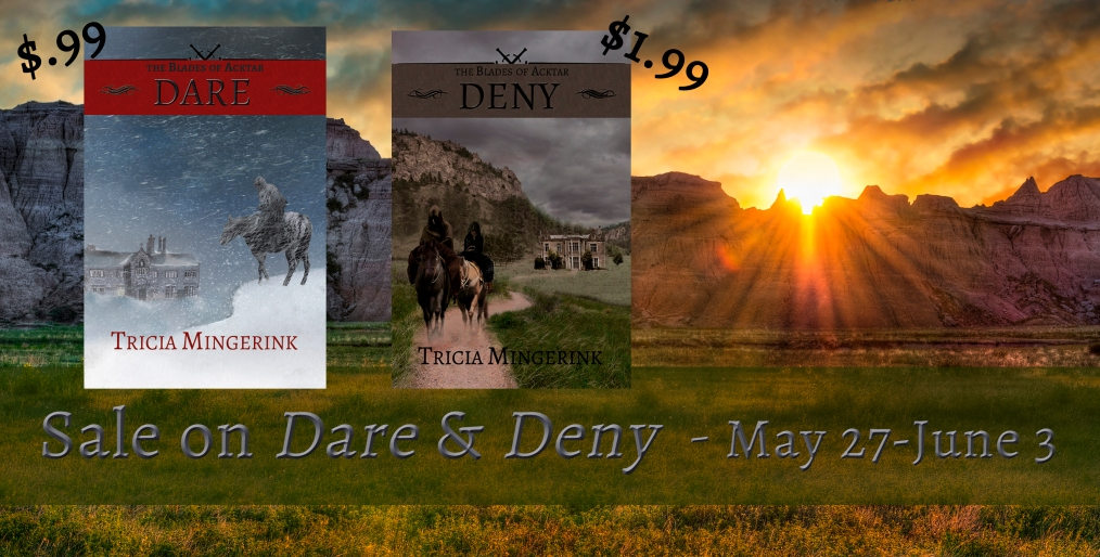 Dare and Deny Sale Image