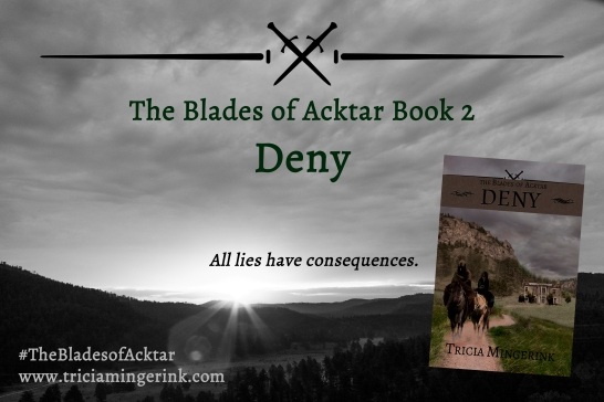 The Blades of Acktar Blog Tour Header