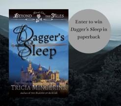 Dagger's Sleep Giveaway