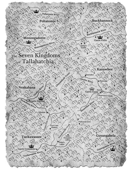 Tallahatchia Map with Background Capture