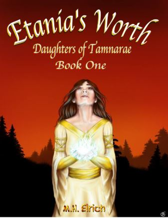 Etania's Worth Cover