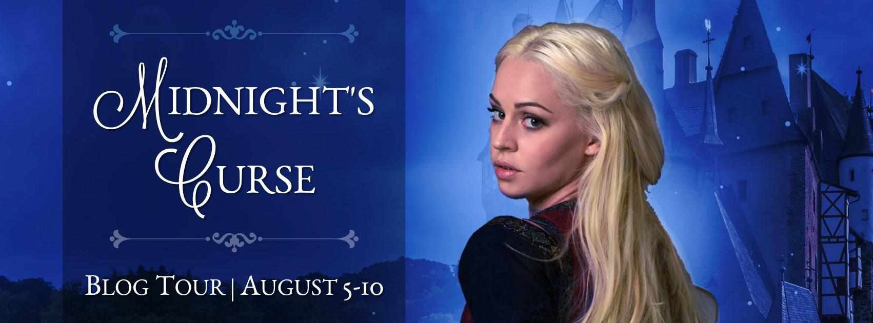 Midnight's Curse Blog Tour Mock-Up