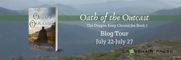 Oath of the Outcast tour banner 2