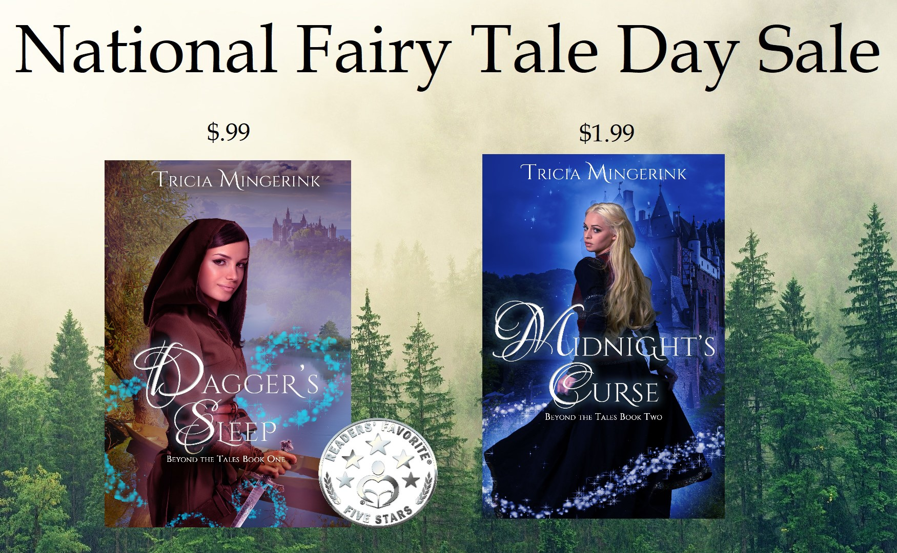 National Fairy Tale Day Sale